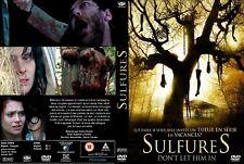 SULFURES  DVD  FRISSON HORREUR   NEUF SOUS BLISTER