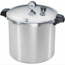 NEW PRESTO 01781 PRESSURE CANNER COOKER 23 QUART NEW IN BOX SALE