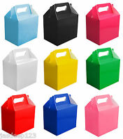 Childrens Party Lunch Boxes Takeaway Boxes Birthday Wedding Food Bag Meal Gift