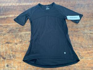 louis garneau HTO 3 Jersey - Women's Size Small / Petite - Black - NWT