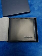 NEW IN BOX CALVIN KLEIN WALLET
