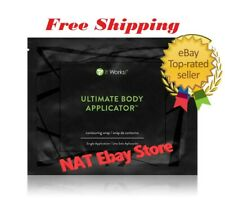It Works Ultimate Body Applicator Wrap (4) **AUTHENTIC** FREE SHIPPING Exp 11/20