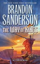 The Way of Kings (Stormlight Archive, The) by Brandon Sanderson, (Mass Market Pa