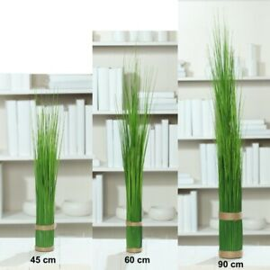 Grasbund Stehgras Bündel grün künstliches Gras Dekogras Kunstpflanze 45/60/95 cm