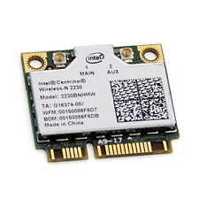 Intel Centrino Wireless N 2230 Bluetooth Combo Half Mini Card 11230BNHMW