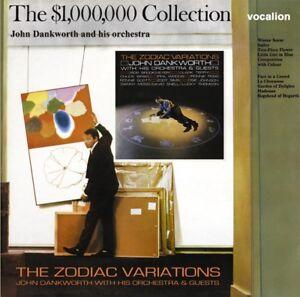 John Dankworth Zodiac Variations & $1,000,000 1960s CD