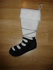 Irish Dance Ghillie Shoe Christmas Stocking