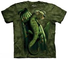 Gr L  The Mountain T Shirt Gekoala Koala Gecko Australien