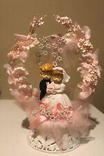 Wedding Cake Topper -Vintage - Never Used!