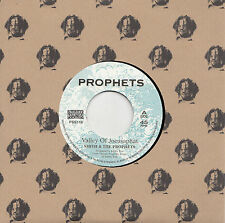 ** SMITH & THE PROPHETS  VALLEY OF JOEASAPHAT  YABBY YOU PROD ROOTS CLASSIC!!