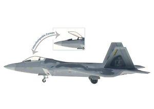 Hogan Wings 60395, F-22A, US Air Force, 1FW 27FS, FF 005, 1:200