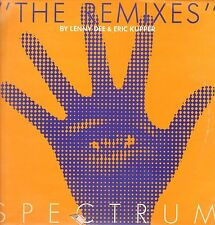 Spectrum - The Remixes  - 1991 -  R & S Records - RS 9101 - Uk