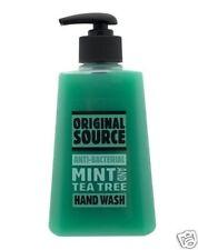 Original Source Mint and Tea Tree Anti-Bacterial Handwash 250ml