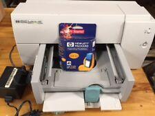 HEWLETT PACKARD HP DeskWriter 680C Printer complete with Power Supply & New Ink