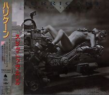 HURRICANE Slave To The Thrill FIRST JAPAN CD TOCP-6163 Lion Unruly Child