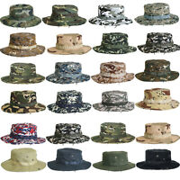 Fishing Boonie Hat Wide Brim Breathable  Hunting Bucket Hat for Men Women