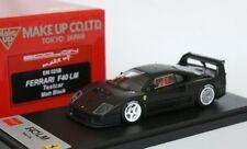 1/43 Make Up Model EIDOLON Ferrari F40 LM test Car Matt Black