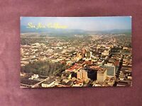 Vintage Postcard - San Jose - California