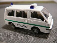 1/87 Rietze MITSUBISHI L300 Police Tschechien 50207
