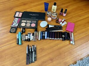 Large Custom Variety Makeup and Skincare Lot Over 50 pieces EUC