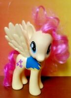 Hasbro My Little Pony 2010 Fluttershy Fashion 6'' inch Figure RARE Brushable