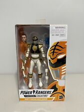 Power Rangers White Ranger Hasbro Lightning Collection