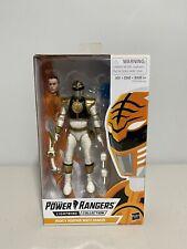 Power Rangers White Ranger Hasbro Lightning Collection