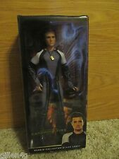THE HUNGER GAMES CATCHING FIRE PEETA COLLECTORS BARBIE DOLL 2013 *NIB