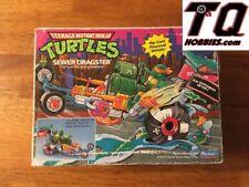 TMNT Sewer Dragster Ninja Turtles Vehicle MIB 1990