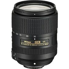 NEW Nikon AF-S DX NIKKOR 18-300mm f/3.5-6.3G ED VR Lens