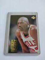 Michael Jordan 1995 Upper Deck Return Of Excellence #335  Bulls HOF