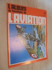 Le fanatique de l'aviation n° 71 de 1975