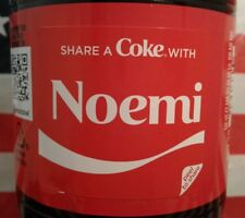 Share A Coke With Noemi 2018 Limited Edition Personalized Coca Cola Bottle