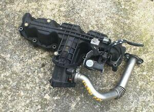 VW Golf Plus 1.6 TDI Diesel INLET INTAKE MANIFOLD cay caya cayb cayc cayd