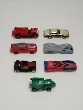 Days Gone by Lledo Fire Truck & Hot Wheels Lot