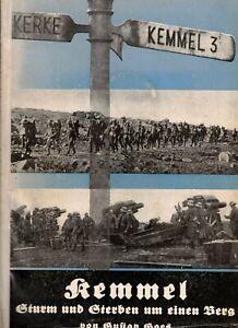Goes, Kemmel Kemmelberg Flandern (Unter d Stahlhelm Bd 5, Erster Weltkrieg) 1932