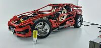 Lego Technic 8448 Gullwing doors and working Sport Car
