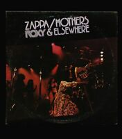 VINYL LP Frank Zappa / Mothers - Roxy And Elsewhere 2LP 1st PRESSING NM