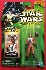 Star Wars Power Of The Force - Luke Skywalker (X-Wing Pilot) - Action Figure