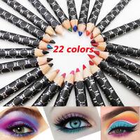 Shadow&Liner Pencil Bleistift mit Augenbrauen Eyeliner Gel Pen Liner für Lip