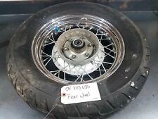 04 V STAR 650 XVS REAR WHEEL AND TIRE