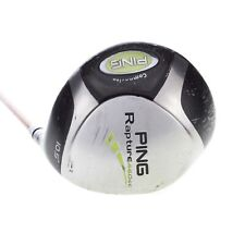 Ping Driver Rapture / 10.5 Degree / Graphite / Aldila NVS 65 Stiff Shaft