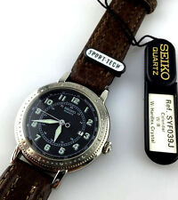 SEIKO VINTAGE WATCH SPORT TECH QUARTZ MADE IN JAPAN RELOJ OROLOGIO  REF.SYF039J