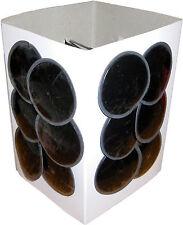 Combination Tyre Repair Mushroom Plug Patch - 9mm Stem, 55mm Patch - 6 Repairs