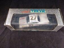 Vitesse Nascar Daytona Junior Johnson Chevy Impala Car White Collectible Boxed