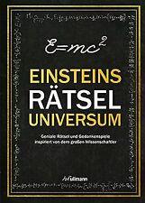 Einsteins Rätseluniversum: Geniale Rätsel und Gedan...   Buch   Zustand sehr gut