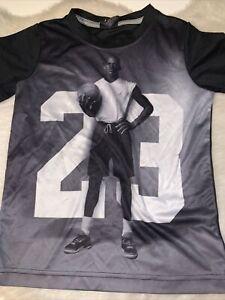 🏀Nike Jordan Boys Jersey Basketball T Shirt Size 7