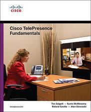 Cisco TelePresence Fundamentals (Fundamentals (Cisco Press)), By Glowacki, Alan,