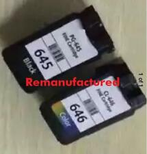 Rem. PG-645 PG645 & CL-646 CL646 ink cartridges for MG2460 MG2560 MX496 MG2960