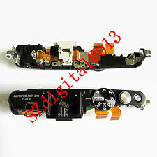 NEW Cap Assembly of Switch Mode Shutter Button For Olympus PEN Lite E-PL5 Black